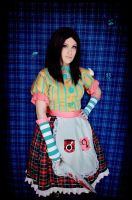 Alice In Dollhouse by Katy-Angel