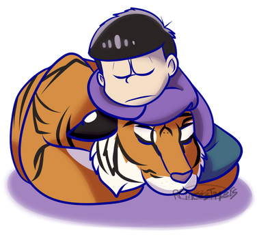 Never Wake A Sleeping Ichi by neoxicity