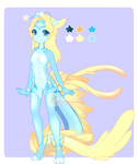 [A] Glowing Seadragon [closed] by Pikapaws
