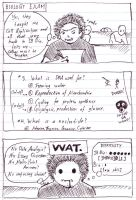 Biology Exam by 2Unkown2Know
