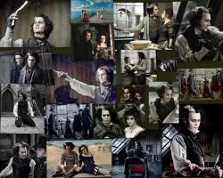 Sweeney Todd by snakecat
