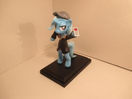 Trixie as Aiden Pierce by EarthenPony