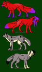 Canine Adopts (OPEN) by Souls-of-Fire