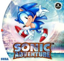 Sonic Adventure Retro by Age-Velez