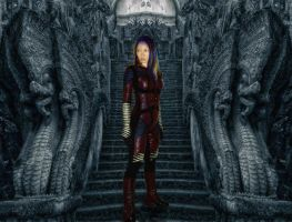 Illyria of Vahla ha'nesh TBTW by Verdaera