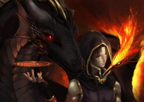 The Summoner by Myme1