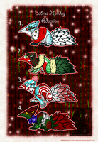Babrus Holiday adopts Closed by Jeep-The-Dragon