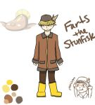 Farts the Sunfisk by sparkykicu