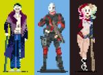 Pixel Suicide Squad by Loweak