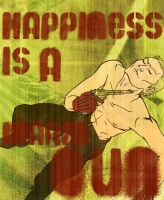 MGS3: Happiness is a Warm Gun by Rowi