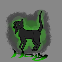 Hollyleaf Realistic by CandiedKittens