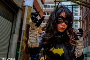 Cassandra Cain/Black Bat 2.0 by altairbot