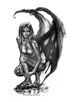 Succubus by DeathsProdigy