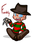 Chibi Freddy by UberSkunk
