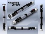 My Lightsaber by Master-Cyrus