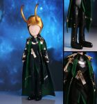 The God of Mischief by lilfandom