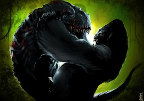 King Kong by TheRisingSoul