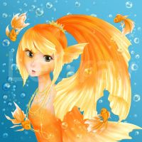 Goldfish by LeGray
