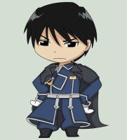 Roy Mustang by Digillama