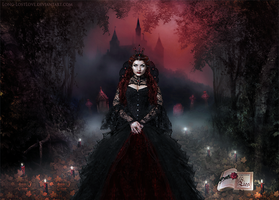 Darkly Everafter by ChristabelleLAmort