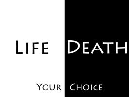 Life or Death by CrazeeAce