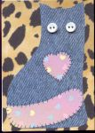 Plushy Cats ATCs by SpookLight