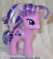 Twilight's Mom Custom FiM My Little Pony G1 to G4 by mayanbutterfly