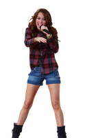 Miley Cyrus PNG by Luquy