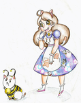Bee and Puppycat by Coraline-176