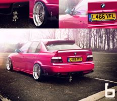 BMW M3 E36 by Joel-Design