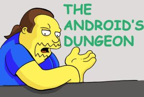 The Android's Dungeon by DominiKatie
