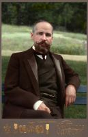 Pyotr Stolypin by klimbims