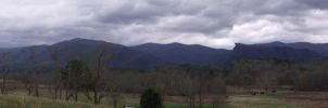 Great Smokie Mountains-Panorama by darkorb3