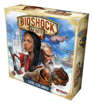 Bioshock Board Game by GuzBoroda