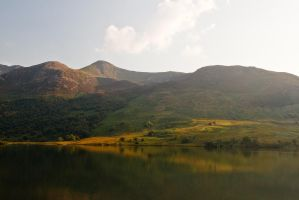 Crummock Dusk by parallel-pam