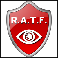 RATF SHIELD EYE by RippedArtTaskForce