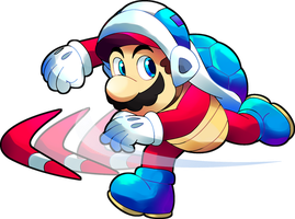 Boomerang Mario - Super Mario Suits Collab by NeoZ7