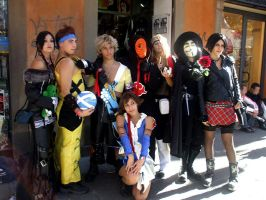Cosplay from Lucca Comics by Sommum
