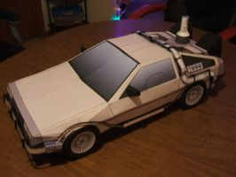 BTF Delorean 3 by Allhallowseve31
