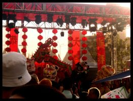 Chinese New Year on Stage 2 by Lilithia