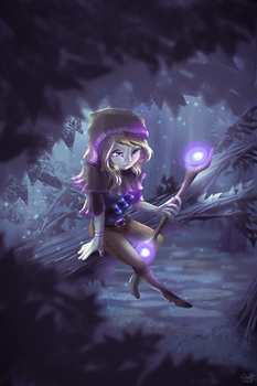 AT-spellthief lux by Qu-r