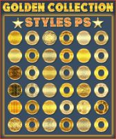 Golden Collection   50 Styles Ps by Photos-Loutche