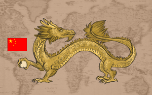 The World as Animals: China by thetourist93