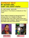 Simpsons trivia page 3 by dabbycats