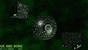 WE ARE BORG by archangel72367