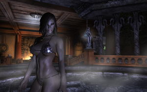 Hideout Hotspring by Demicus-Maximus