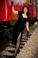 The Great Train Robbery by alexisrose