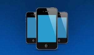 Illustration of iPhone by ait-themes