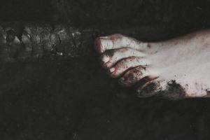 The quiet grave by NataliaDrepina