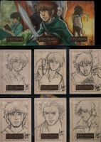 LOTR Masterpieces II 163-171 by aimo